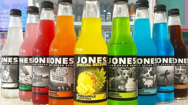 Jones Soda moving forward with plans to enter weed market