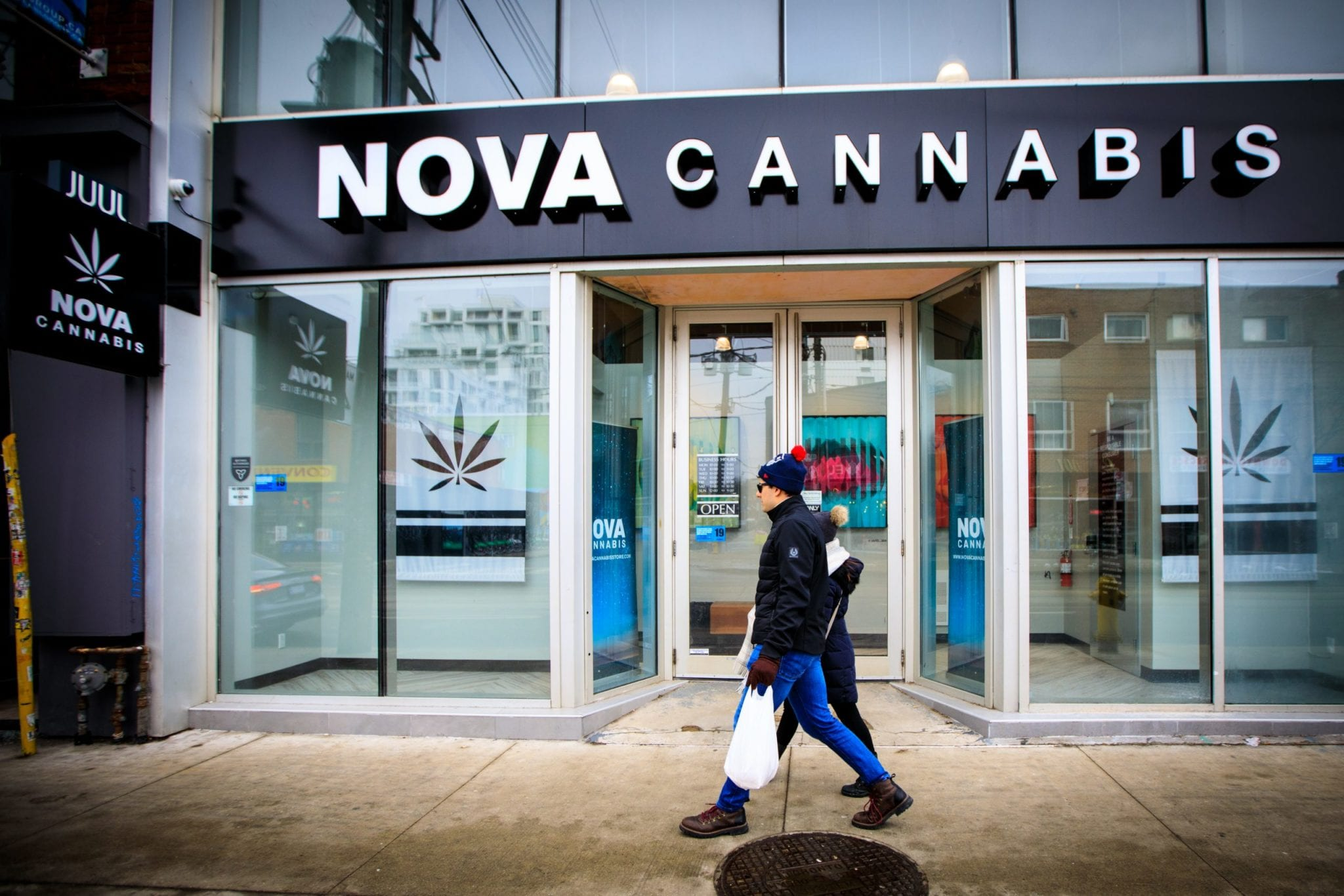Sundial set to buy liquor and pot retailer Alcanna for $346M